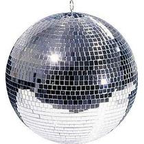 Globo Espelhado De 60cm Para Festas - Otima Embalgem