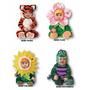 Disfraces Party Importados Navidad Carnaval Para Niños Bebe