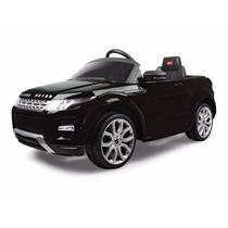 Auto A Bateria Land Rover Camioneta Rastar Doble Comando