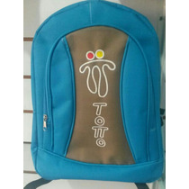 Morral Escolar Totto