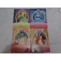 Libros De Cuentos Princesas Disney Ilustrados A Color