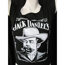 Blusinha Ombro Caído - Jack Daniel