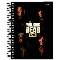 Caderno Espiral Capa Dura The Walking Dead 2016 96fls