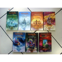 Colección De Los 7 Libros De Crónicas De Narnia