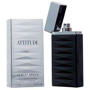 33f2177facc Perfume Giorgio Armani Attitude Masculino 75ml Edt Original - R  1.446