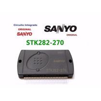 Stk282-270 Amplificador De Áudio Original ** Som Lg **