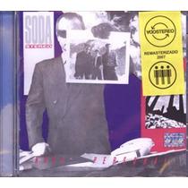 Cd Soda Stereo Nada Personal Remasterizada Nuevo