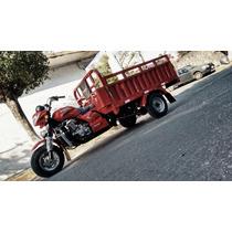 Motocarro 250 Para Carga, Garrafonero, Venta De Comida 250