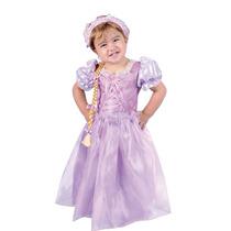Disfraz Bebe Niña Cebra Carters Princesas La Bella Rapunzel