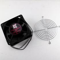 Kit Turbina Cooler 4 Pulg 120x120 Ruleman 220v+ Rejilla Htec