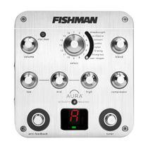 Pedal Fishman Aura Spectrum Di Preamp Violão O F E R T A