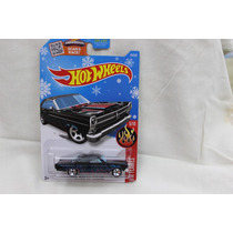 68 Ford Fairlane Coleccion Hw Flamas