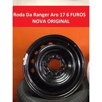 Roda Original Da Ranger Aro 17 Novas Borlem
