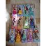 Princesas Disney 13 Bonecas + 12 Príncipes