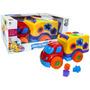 Furgão Para Bebê Robustus Diver For Baby - Diver Toys