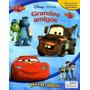 Disney Y Pixar Grandes Amigos Libro Con Muñequitos Dist.