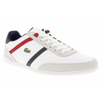 Lacoste Giron Tcl --tennis Casuales-super Fashions- Original