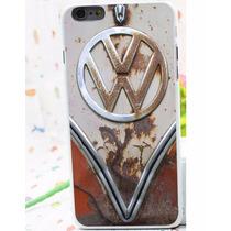 Protector Holister Clip Vintaje Vw Iphone 6 Plus