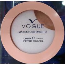 Polvo Compacto Maximo Cubrimiento Vogue