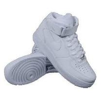 Nike Air Force 1 Feminina Cano Alto*