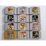 Juegos De Nintendo 64 Mario Kart, Smash, Party, Goemon,zelda