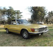 Mercedes Benz Sl Pagoda 79- De Colección! 65000 U$s