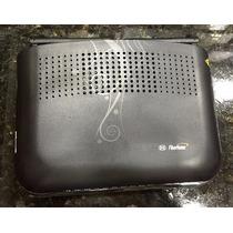 Onu Gpon Wifi An5506 04f Plus Nat/pppoe Preto Fiberhome