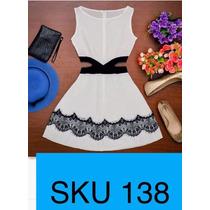 Sku138 Vestido Casual