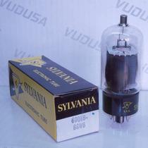 Válvula Electrónica, Vacuum Tube 6gw6 / 6dq6b /6dq6 Sylvania
