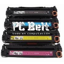 Toner Vacio Hp 128a Ce320a Ce321a Ce322a Ce323a Cm1415