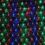 Rede Led Pisca Pisca Colorido 160 Lampadas Natal Decoraçao
