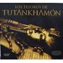 Los Tesoros De Tutankhamon De Jaromir Malek -joya Impecable!