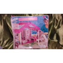 Casa Maletin Barbie (vintage Fold N´fun Home Barbie 1992)
