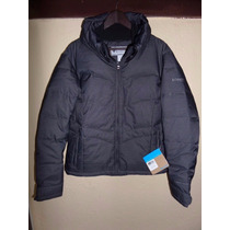 Columbia Mujer Parka Talla Xs / Impermeable Nieve