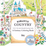 Romantic Country 1 - Livro De Colorir - Pronta Entrega
