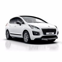 Revestimento 100% Couro Para Bancos Peugeot 3008
