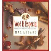 Livro Você É Especial - Max Lucado