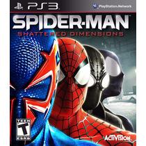 Spider-man: Shattered Dimensions Para Playstation 3