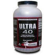 Beverly Internacionales Ultra 40 100% Hígado De Res 500 Tabl