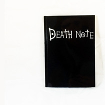 Caderno Death Note - Anime