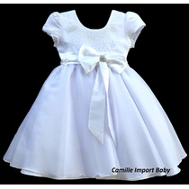 Vestido Infantil Festa Formatura Casamento Ano Novo