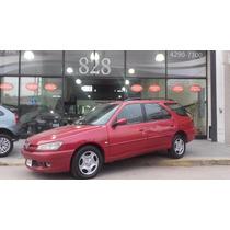 Peugeot 306 Xr Break Full 2000 Rojo Lucifer