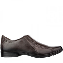 Sapato Social Masculino Pegada 22303 Mestiço Couro Legitimo