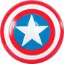 Avengers Escudo Capitan America, Original Marvel, Importado