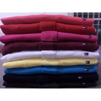 Camisa Camiseta Polo Tommy Hilfiger Cores Sortidas