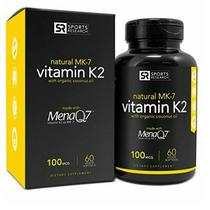 Vitamina K2 (mk7) Con Mena Q7
