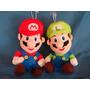 Peluches Mario Bros Y Luigi