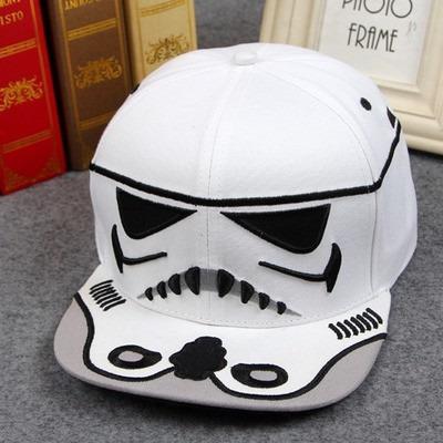 Gorra Star Wars Stormtrooper Bordada-episodio7 -   199.00 en Mercado ... 3721b7df50b