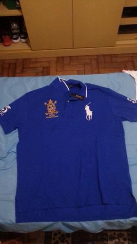Camisa Polo Ralph Lauren - Gg - R  200 88baba05495