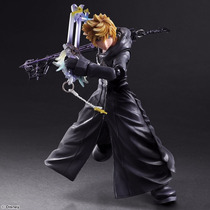 Anticipo Preventa Kindom Hearts Ii Roxas Play Arts